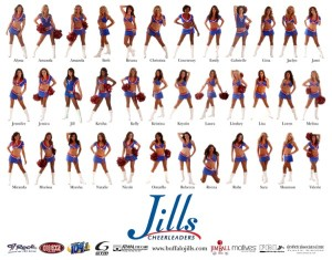 Best NFL Cheerleaders 2012
