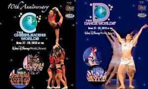 Livermore Bay Area Allstars cheerleading Program RAW