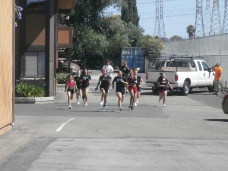 Bay Area Cheer Gyms RAW Elite Allstars