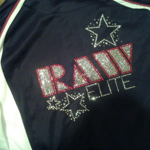 Bay Area Fremont Stars Cheer Raw Allstars